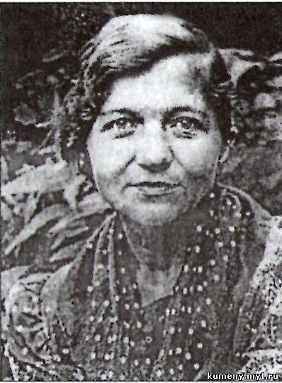 Шибанова Мария Ивановна